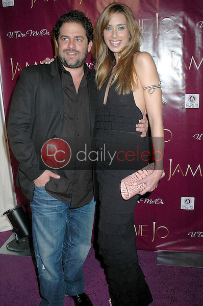 Brett Ratner and Jamie Jo<br />