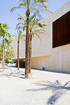 MuVIM Museo Valenciano de la Ilustración y la Modernidad. Valencia. Vazquez Consuegra Architect