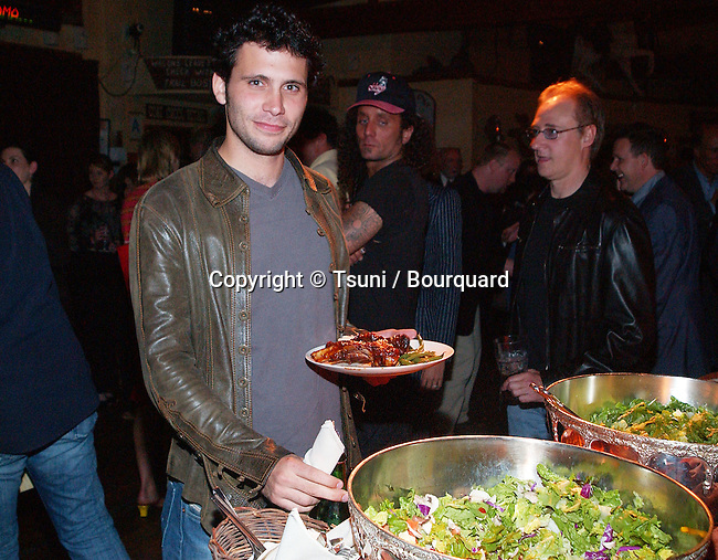 "Jeremy Sisto at the after party for the premiere of "" King of Texas "" at the SaddleBack Restaurant on Sunset Strip in Los Angeles. May 30, 2002.           -            SistoJeremy01.jpg"