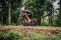 Greg Van Avermaet (BEL/BMC)<br /> <br /> Stage 20 (ITT): Saint-Pée-sur-Nivelle >  Espelette (31km)<br /> <br /> 105th Tour de France 2018<br /> ©kramon