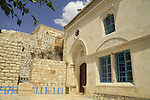 Israel, Upper Galilee, Abuhav Synagogue in Safed