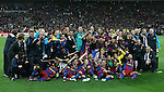 FC Barcelona vs Manchester United: 3-1 (Final Champions League)