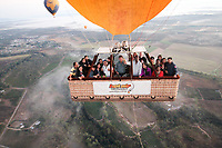 20170719 19 July Hot Air Balloon Cairns
