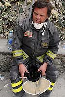 pompiere. fireman.