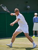 England, London, 28.06.2014. Tennis, Wimbledon, AELTC,  Jacco Eltingh (NED)<br /> Photo: Tennisimages/Henk Koster