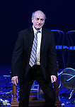 Peter Friedman  during the Opening Night Performance Curtain Call bows  for  'The Beast In The Jungle' at The Vineyard Theatre on May 23, 2018 in New York City.