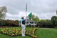 Yuka Yasuda (JPN) after the practice round of the Augusta National Womans Amateur 2019, Champions Retreat, Augusta, Georgia, USA. 05/04/2019.<br /> Picture Fran Caffrey / Golffile.ie<br /> <br /> All photo usage must carry mandatory copyright credit (&copy; Golffile | Fran Caffrey)