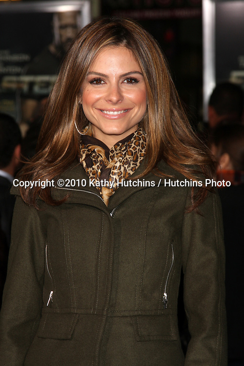 "LOS ANGELES - NOV 22:  Maria Menounos arrives at the ""Faster"" LA Premiere at Grauman's Chinese Theater on November 22, 2010 in Los Angeles, CA"