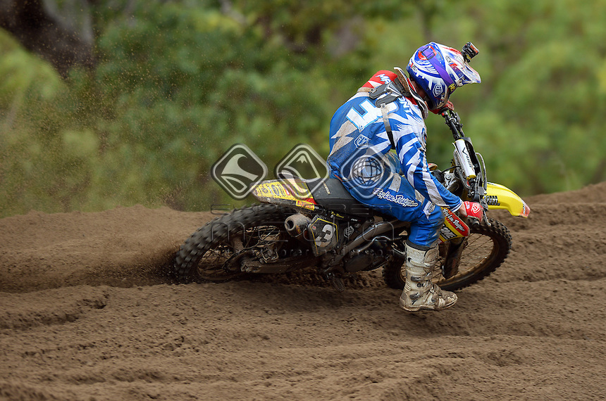 Ryan Marmont / Suzuki<br /> MXN Round 5 - Wanneroo / MX2<br /> 2014 Monster Energy MX Nationals<br /> Australian Motocross Championship<br /> Wanneroo WA 25th May 2014<br /> &copy; Sport the library / Jeff Crow