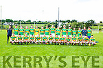The South Kerry team that defeated St Kierans in the u21 County Championship s/f in Killorglin on Wednesday evening