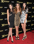 Kylie Jenner ,Khloe Kardashian Odom and Kendall Jenner attends The Launch Party for The Kardashian Kollection for Sears held at The Colony in Hollywood, California on August 17,2011                                                                               © 2011 DVS / Hollywood Press Agency