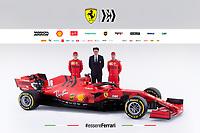 Charles Leclerc, Mattia Binotto, Sebastian Vettel <br /> Ferrari F1 SF1000 Formula 1<br /> Photo Scuderia Ferrari Press Office / Insidefoto <br /> Editorial USE ONLY <br /> The picture cannot be modified and must be reproduced in its entirety.