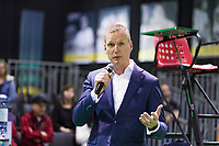 Rotterdam, The Netherlands, 14 Februari 2019, ABNAMRO World Tennis Tournament, Ahoy, <br /> Photo: www.tennisimages.com/Henk Koster