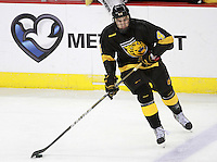 Colorado College's Joe Marciano. Nebraska-Omaha defeated Colorado College 7-5 Friday night at CenturyLink Center in Omaha. (Photo by Michelle Bishop) .