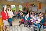 Class sizes increasing but no increase in teacher numbers pictured here at Foilmore NS l-r; Norah Golden(Principal) & Aoife Daly(Teacher).