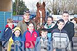 DAY OUT: At the Kingdom Hunt in Currow last Sunday were Adrian OConnor, Gearoid Moynihan, Gerard Moynihan, Claire Moynihan, Gavin OConnor, Katie OLeary, Padraig Moynihan and Darren OConnor (all Killarney). .