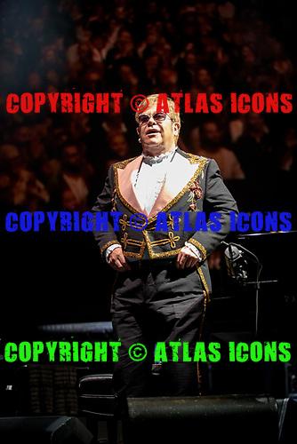 ELTON JOHN, LIVE, 2018<br /> PHOTOCREDIT:  IGOR VIDYASHEV/ATLASICONS
