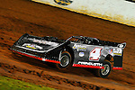 Nov 04, 2009; 7:16:21 PM; Concord, NC, USA; The Topless Showdown presented by Hungry-Man features the cars and stars of the World of Outlaws Late Model Series competing at The Dirt Track @ Lowe's Motor Speedway.  Mandatory Credit: (thesportswire.net)