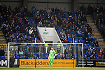 St Johnstone v Hamilton Accies…28.01.17     SPFL    McDiarmid Park<br />Kids and families in the Omrond Stand<br />Picture by Graeme Hart.<br />Copyright Perthshire Picture Agency<br />Tel: 01738 623350  Mobile: 07990 594431