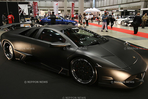 Tokyo Special Import Car Show Nippon News