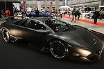 May 28, 2010 - Tokyo, Japan - A customized Lamborghini Murcielago is on display during the 'Tokyo Special Import-Car Show' held at the Tokyo Big Sight Exhibition Center, in Tokyo, Japan on May 28, 2010. The show that began in 2004 runs from May 28-30, and gives to nearly 200 exhibitors to showcase aftermarket parts, service, technology for imported cars, and customized/tuned imported cars.