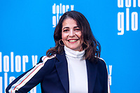 The actress Nora Navasattends the photocall of the movie 'Dolor y gloria' in Villa Magna Hotel, Madrid 12th March 2019. (ALTERPHOTOS/Alconada) /NortePhoto.con NORTEPHOTOMEXICO