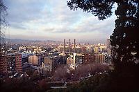 Barcellona, Spagna, Catalogna, panorama