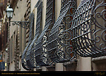 Florentine Security Ornate Wrought-iron Window Guards Florence