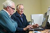 Dorchester Age Concern Computer class.
