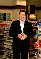 Joseph DePinto, CEO, 7-11. Dallas, TX<br /> Photo by Chris Covatta