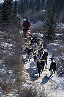 Palmer Sagoonick on Trail Near Egypt Mtn After Rohn