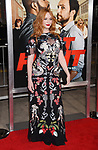 HOLLYWOOD, CA - FEBRUARY 13: Actress Christina Hendricks attends the premiere of Warner Bros. Pictures' 'Fist Fight' at the Regency Village Theatre on February 13, 2017 in Westwood, California.