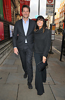 Kris Thykier and Claudia Winkleman at the Royal Academy of Arts Summer Exhibition 2019 preview party, Royal Academy of Arts, Burlington House, Piccadilly, London, England, UK, on Tuesday 04th June 2019.<br /> CAP/CAN<br /> ©CAN/Capital Pictures