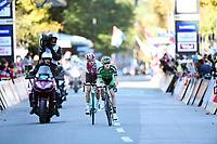 Picture by Alex Whitehead/SWpix.com - 28/09/2018 - Cycling 2018 Road Cycling World Championships Innsbruck-Tirol, Austria - Mens U23 Road Race - Eddie Dunbar of Ireland.