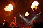 20171204/ Nicolas Celaya - adhocFOTOS/ URUGUAY/ MONTEVIDEO/ VELODROMO/ El cantante colombiano Maluma durante una presentaci&oacute;n parte del Maluma World Tour en el Velodromo Municipal. <br /> En la foto: Maluma durante una presentaci&oacute;n parte del Maluma World Tour en el Velodromo Municipa.l  Foto: Nicol&aacute;s Celaya /adhocFOTOS