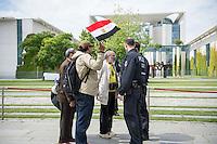 2015/06/03 Berlin | Muslimbruderschaft gegen Al Sisi-Besuch
