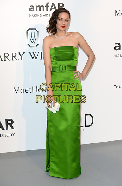 Marion Cotillard - arrivals at amfAR&rsquo;s Cinema Agains Aids Gala at Hotel du Cap, Antibes during the Cannes Film Festival on May 21, 2015 in Cap d'Antibes, France.<br /> CAP/CAS<br /> &copy;Bob Cass/Capital Pictures