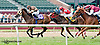 Bornean winning at Delaware Park on 7/20/13
