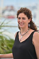 Annemarie Jacir at the photocall for the Un Certain Regard Jury at the 71st Festival de Cannes, Cannes, France 09 May 2018<br /> Picture: Paul Smith/Featureflash/SilverHub 0208 004 5359 sales@silverhubmedia.com