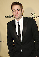 BEVERLY HILLS, CA - JANUARY 13: Robet Pattinson at the The Weinstein Company 2013 Golden Globes After Party at the Beverly Hilton Hotel in Beverly Hills, California on January 13, 2013. Credit:  MediaPunch Inc. /NortePhoto