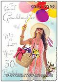 Jonny, CHILDREN BOOKS, BIRTHDAY, GEBURTSTAG, CUMPLEAÑOS, paintings+++++,GBJJV399,#bi#, EVERYDAY ,balloons ,girl