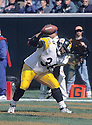 Pittsburgh Steelers Jerome Bettis (36) during a game from his 2002 season. Jerome Bettis played for 13 years with 2 different team, was a 6-time Pro Bowler and was inducted into the Pro Football Hall of Fame in 2015.
