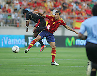 2012.07.18 Cadiz, España VS Mexico amistoso pre JJOO