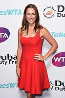 Belinda Bencic <br /> arriving for the WTA Summer Party 2019 at the Jumeirah Carlton Tower Hotel, London<br /> <br /> ©Ash Knotek  D3512  28/06/2019