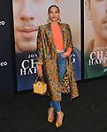 Alexandra Shipp 032 arrives at the Premiere Of Amazon Prime Video's Chasing Happiness at Regency Bruin Theatre on June 03, 2019 in Los Angeles, California.
