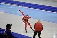 SCHAATSEN: HEERENVEEN: Thialf, KPN NK Sprint, 30-12-11, Margot Boer, ©foto: Martin de Jong.