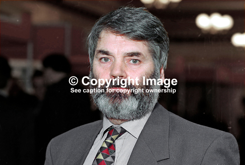 Prionsias De Ross, Workers Party TD, Rep of Ireland. Picture taken at Annual Labour Party Conference - Blackpool, England. Ref: 199409055..Copyright Image from Victor Patterson, 54 Dorchester Park, Belfast, UK, BT9 6RJ..Tel: +44 28 9066 1296.Mob: +44 7802 353836.Voicemail +44 20 8816 7153.Skype: victorpattersonbelfast.Email: victorpatterson@mac.com.Email: victorpatterson@ireland.com (back-up)..IMPORTANT: If you wish to use this image or any other of my images please go to www.victorpatterson.com and click on the Terms & Conditions. Then contact me by email or phone with the reference number(s) of the image(s) concerned.