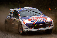 22/11/09 Rally Of Scotland IRC