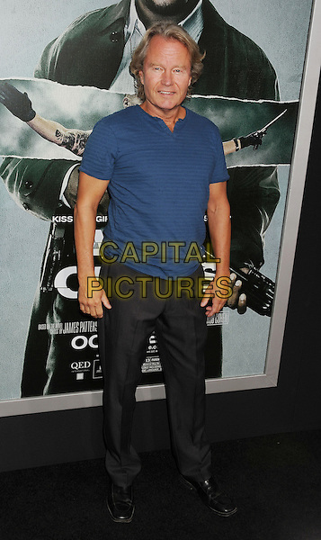John Savage.arriving at the Los Angeles premiere of 'Alex Cross' at the ArcLight Cinemas Cinerama Dome in Hollywood, California, USA, October 15th 2012. .full length blue t-shirt grey gray trousers .CAP/ROT/TM.©Tony Michaels/Roth Stock/Capital Pictures