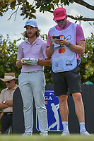 Tommy Fleetwood (ENG) looks over his tee shot on 2 during round 3 of the Arnold Palmer Invitational at Bay Hill Golf Club, Bay Hill, Florida. 3/9/2019.<br /> Picture: Golffile | Ken Murray<br /> <br /> <br /> All photo usage must carry mandatory copyright credit (© Golffile | Ken Murray)